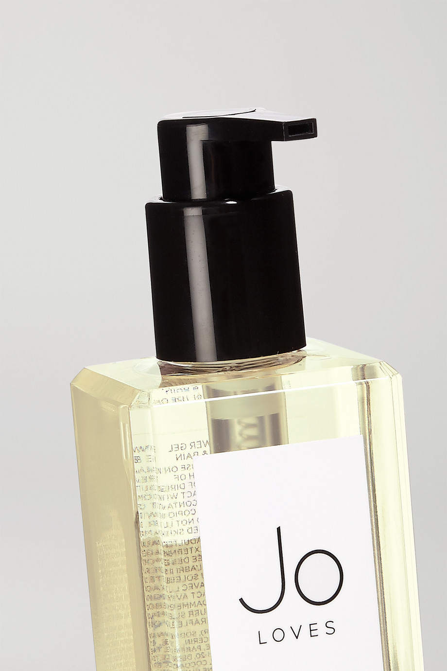 Jo Loves Green Orange & Coriander Bath & Shower Gel, 275ml