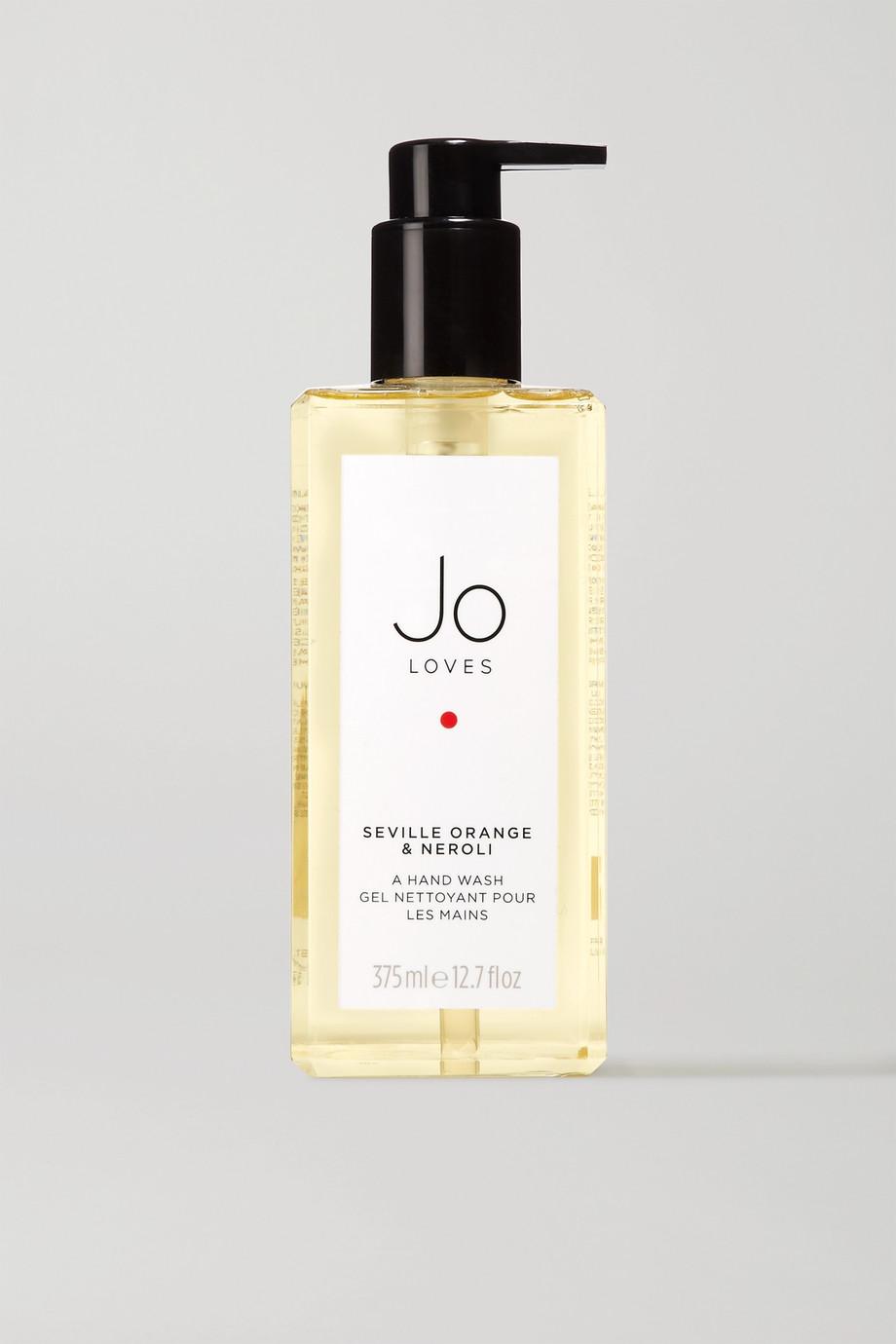 Jo Loves Seville Orange & Neroli Hand Wash, 375ml