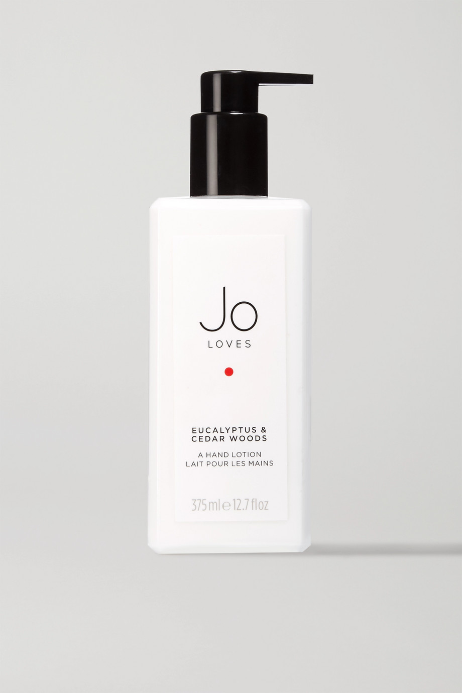 Jo Loves Eucalyptus & Cedar Woods Hand Lotion, 375ml