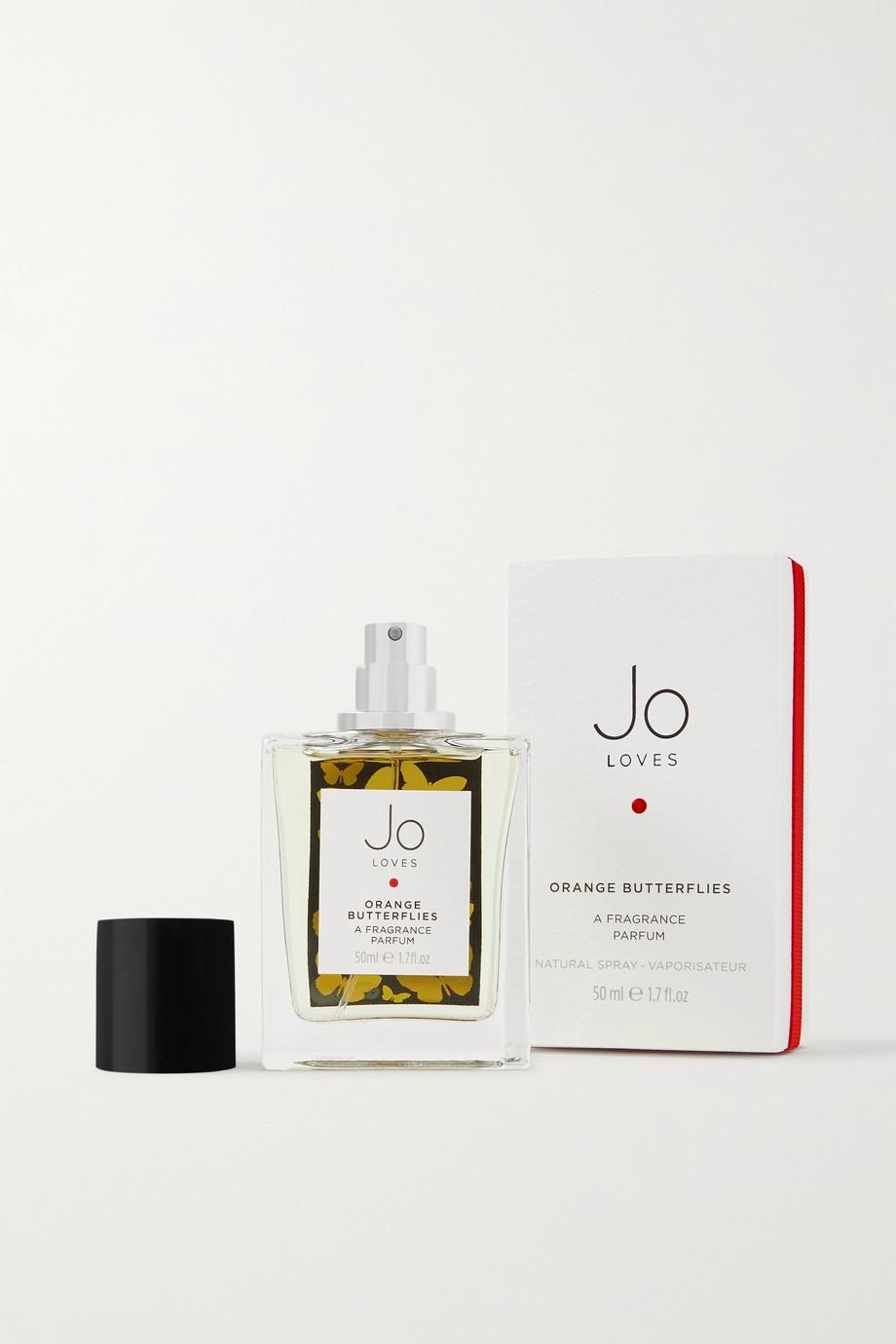 Jo Loves Orange Butterflies Fragrance, 50ml