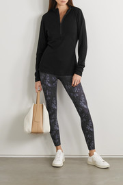 Varley Formosa stretch-jersey sweatshirt