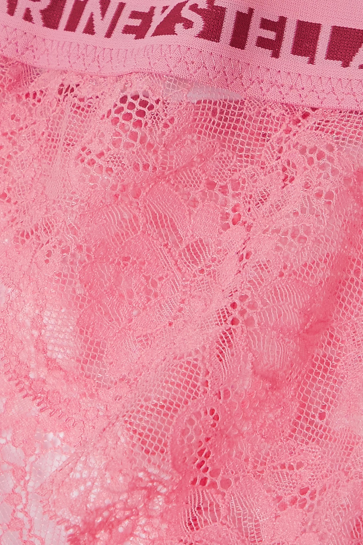 Stella McCartney Stretch-lace briefs