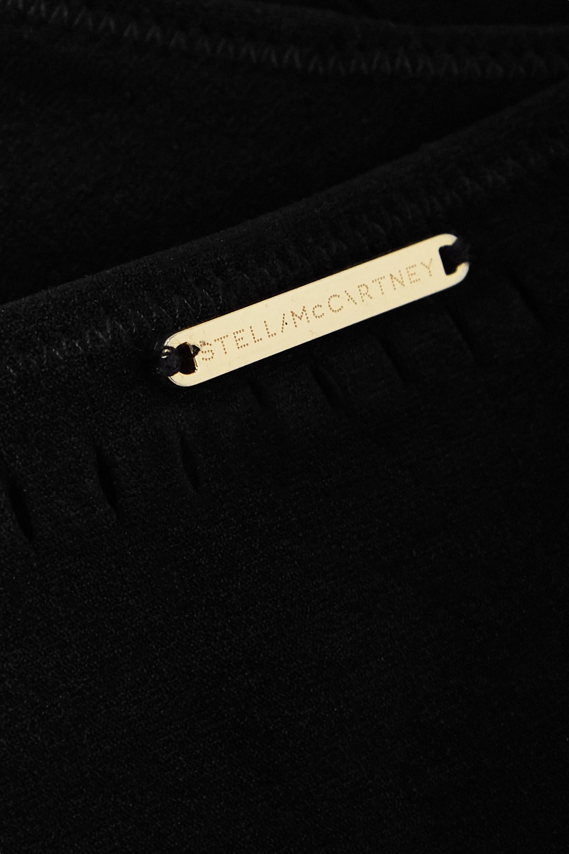 Stella McCartney Perforated jersey briefs