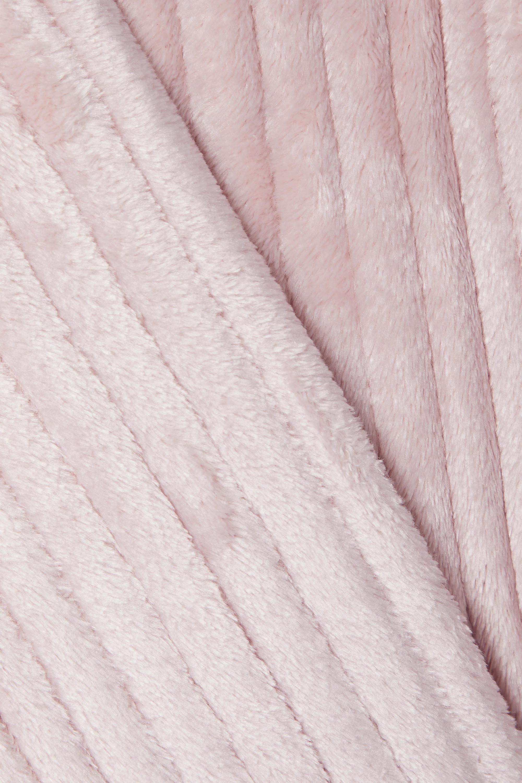 Eberjey Chalet velour robe