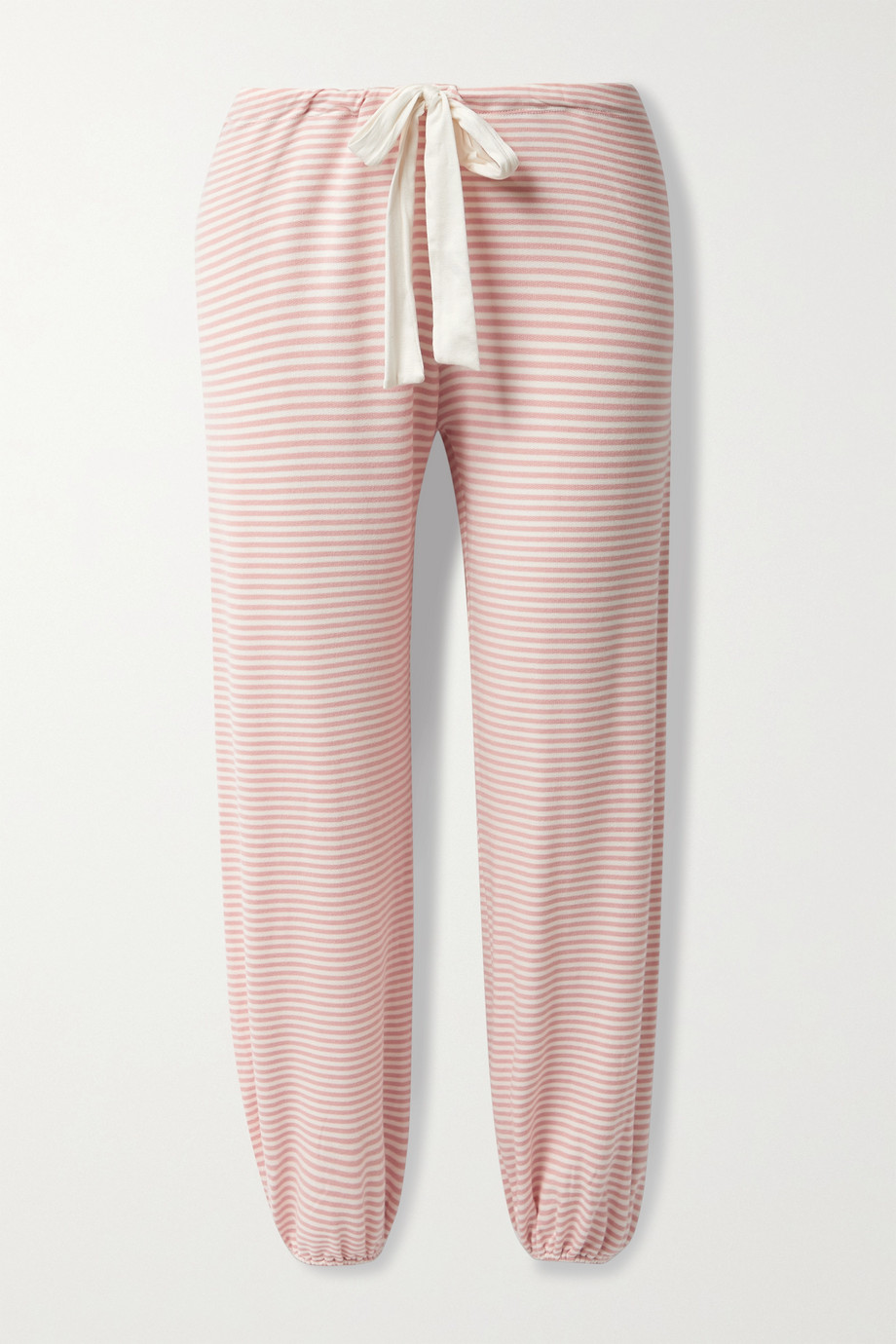 Eberjey Sadie striped stretch modal-jersey pajama pants