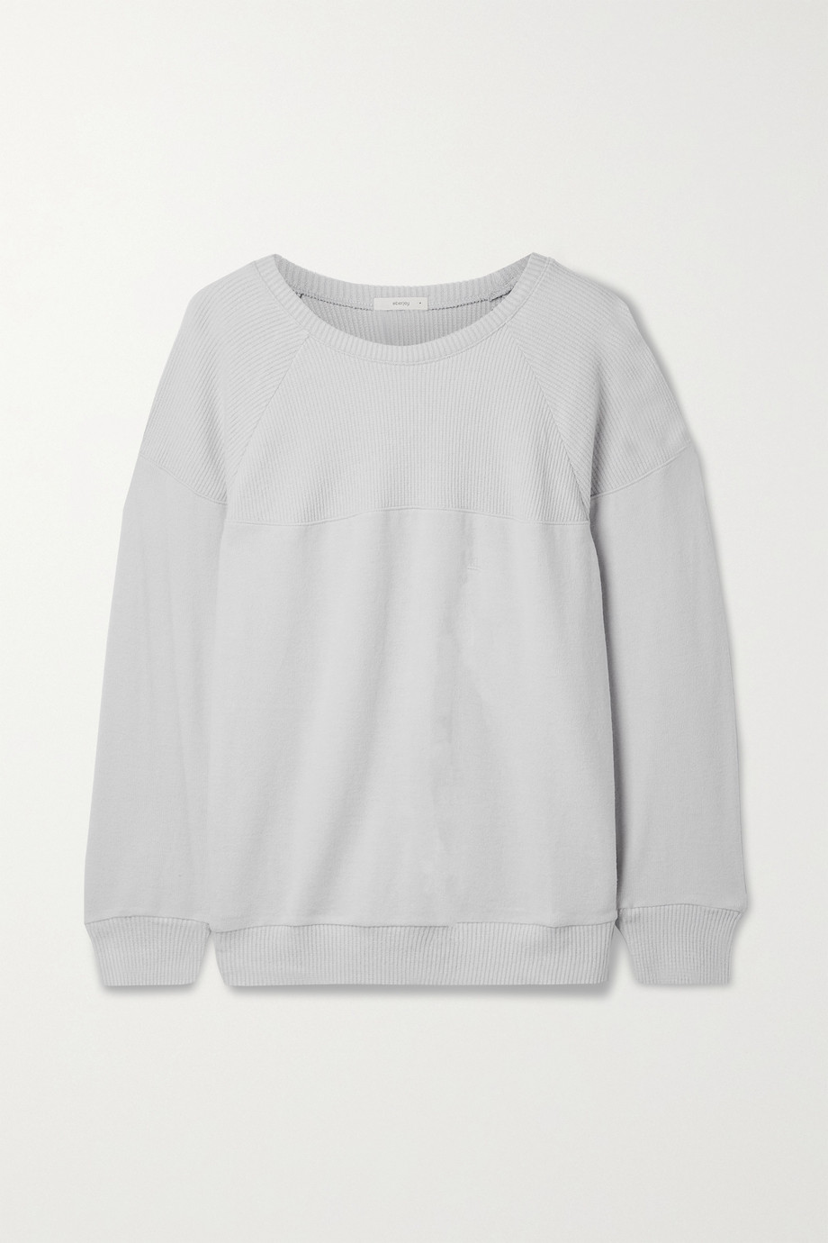Eberjey Cozy Time stretch modal-blend sweatshirt