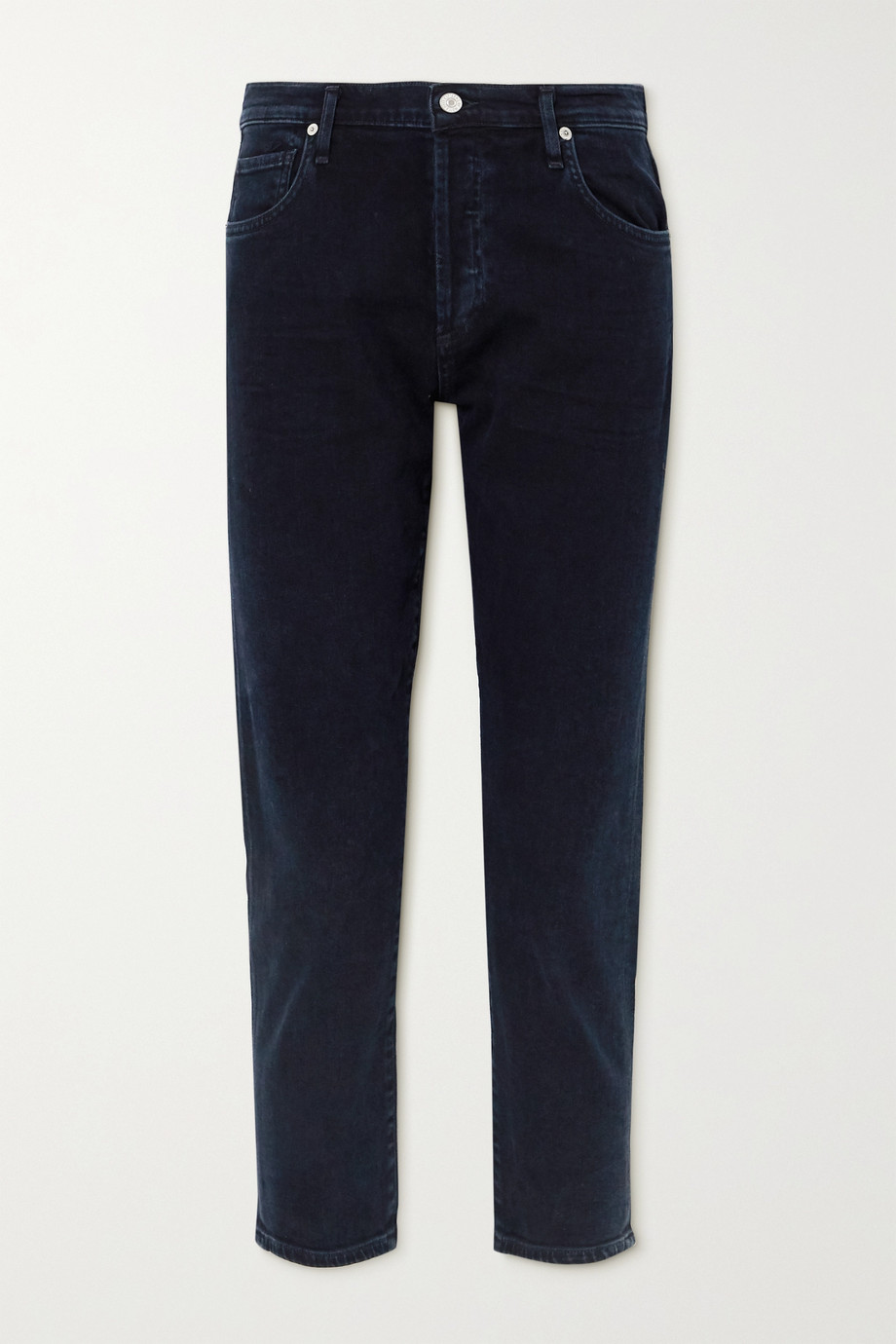 Citizens of Humanity Emerson high-rise straight-leg jeans