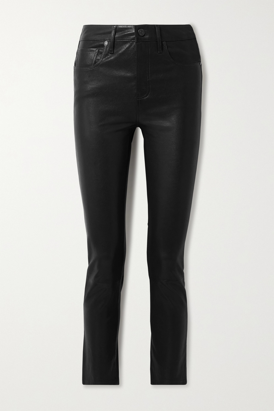Citizens of Humanity Harlow leather skinny pants