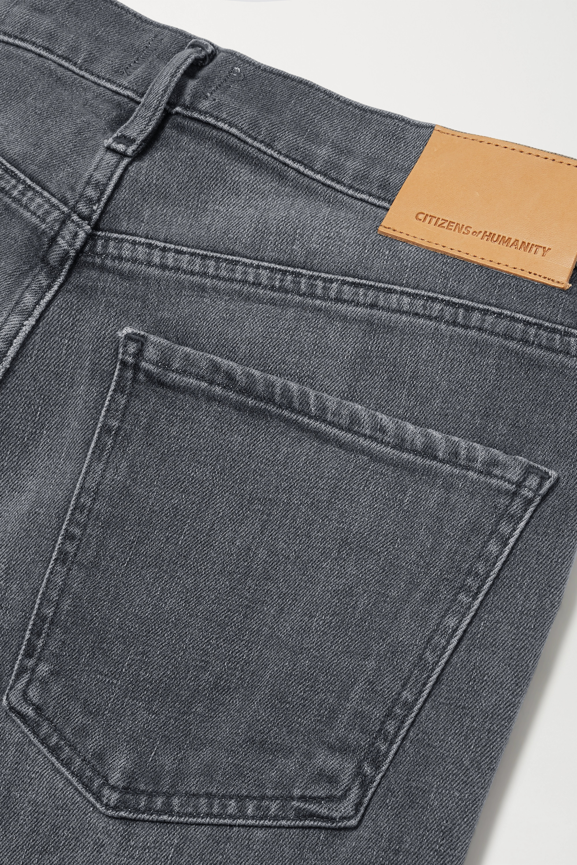 Citizens of Humanity Olivia high-rise slim-leg jeans