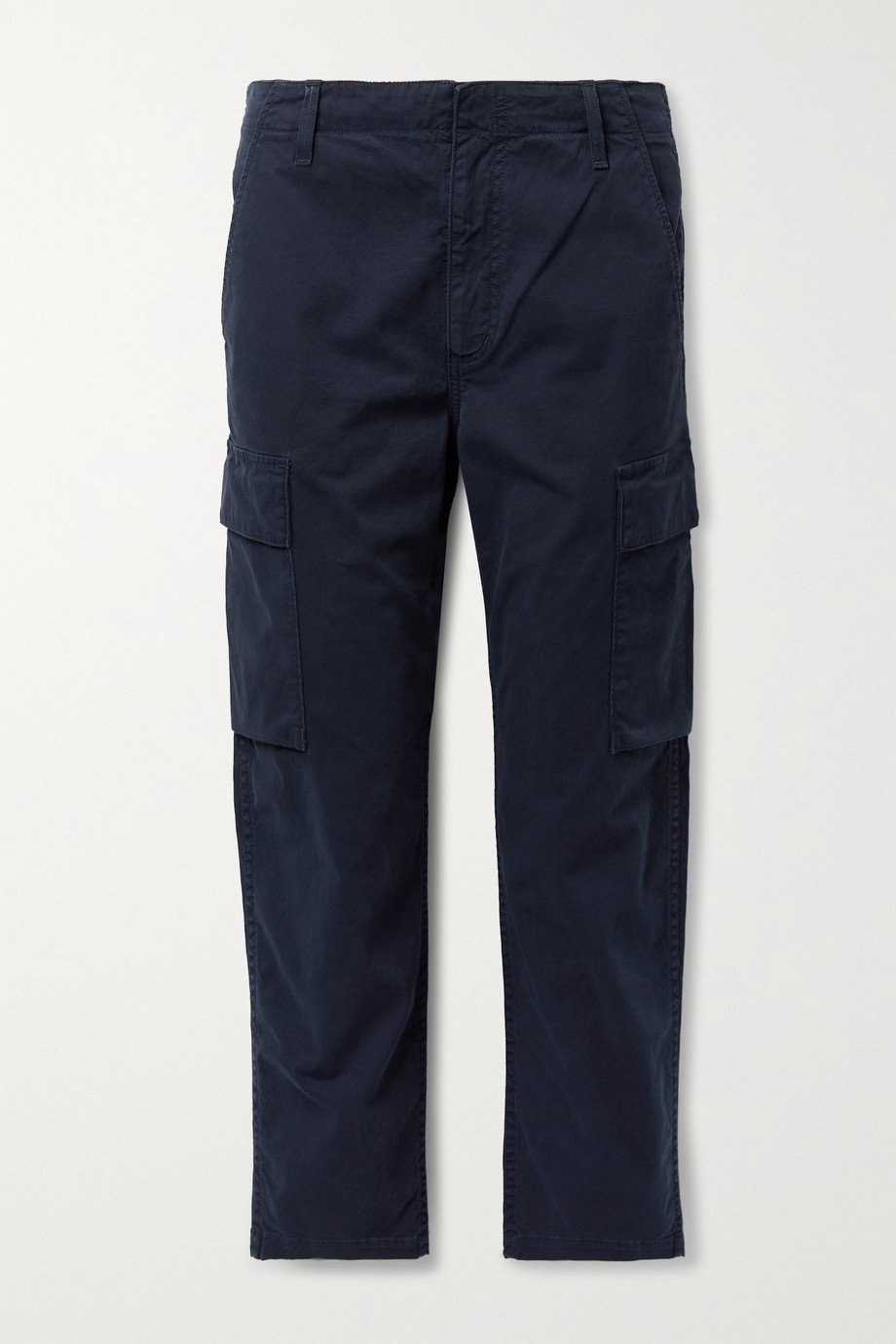 Citizens of Humanity + NET SUSTAIN Gaia cotton-blend twill cargo pants
