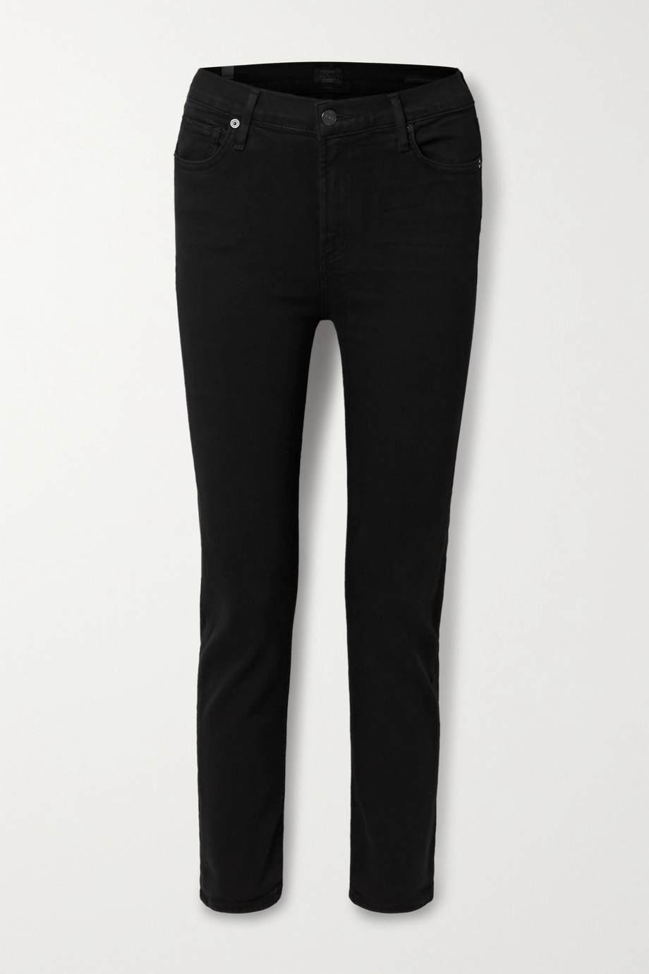 Citizens of Humanity Harlow cropped mid-rise skinny jeans