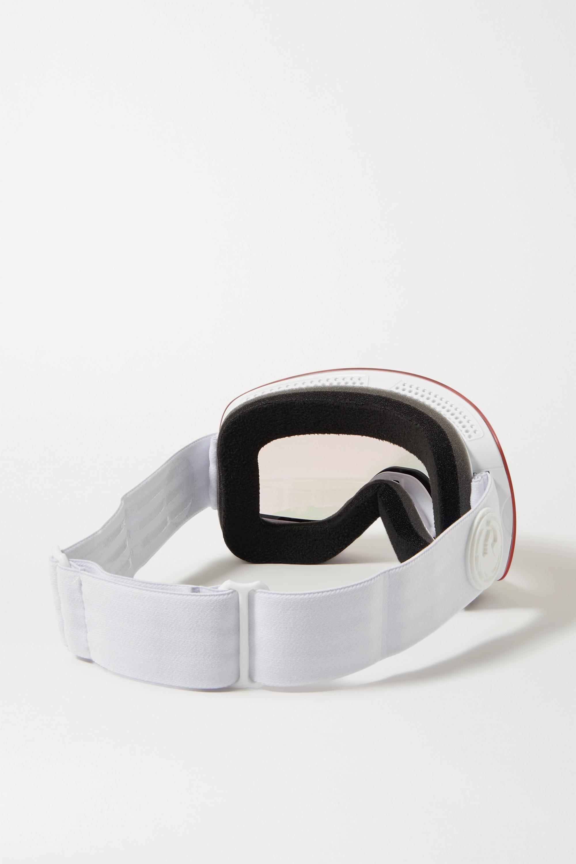 Dragon X1s mirrored ski goggles