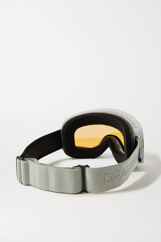 Dragon NFX2 mirrored ski goggles