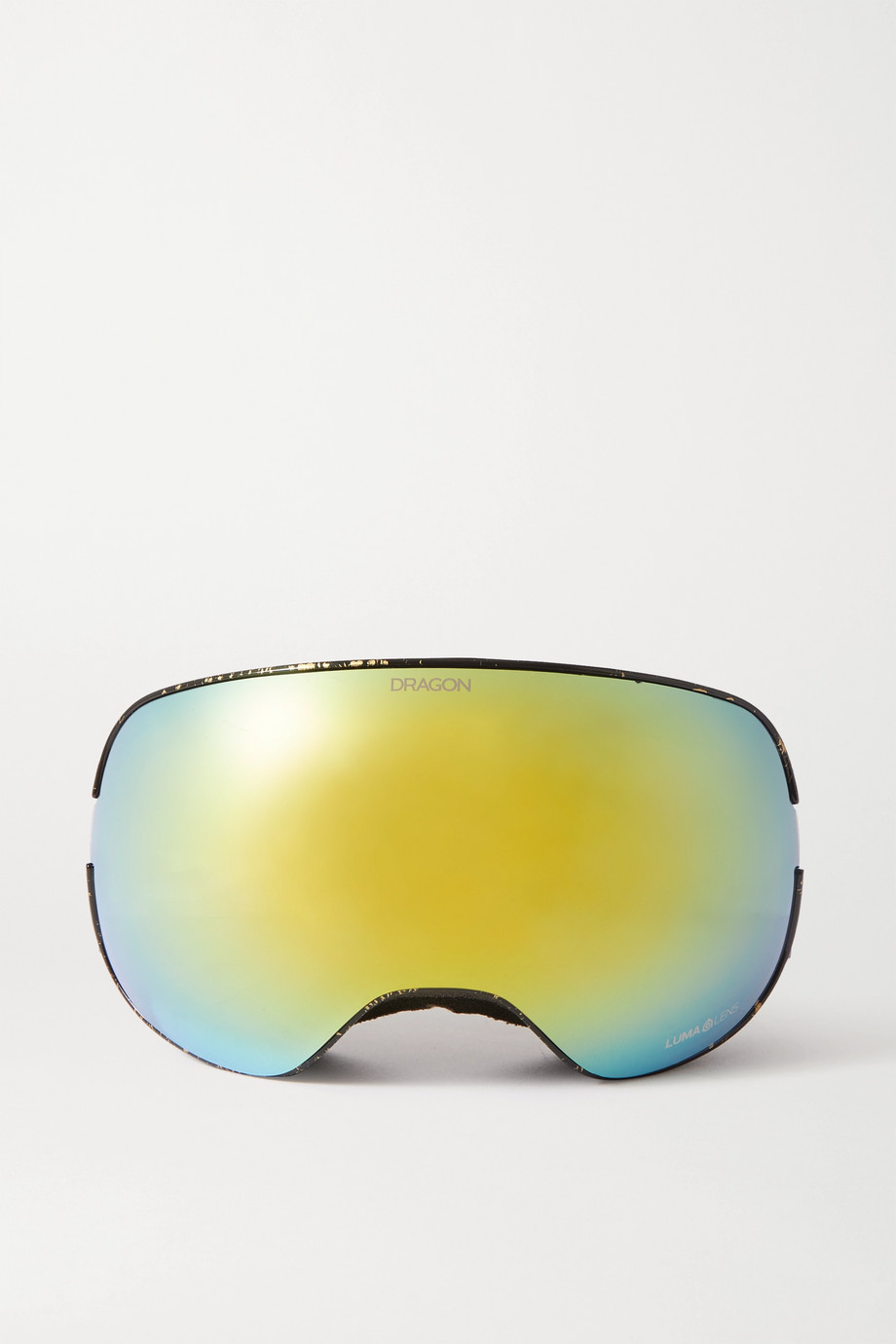 Dragon X2 mirrored ski goggles