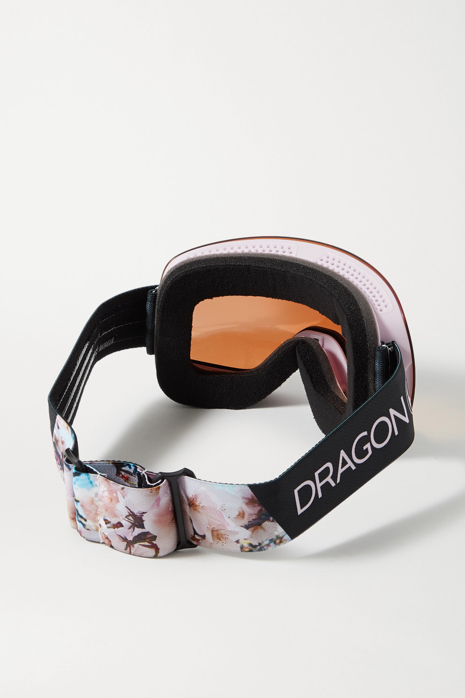 Dragon X1s mirrored ski goggles