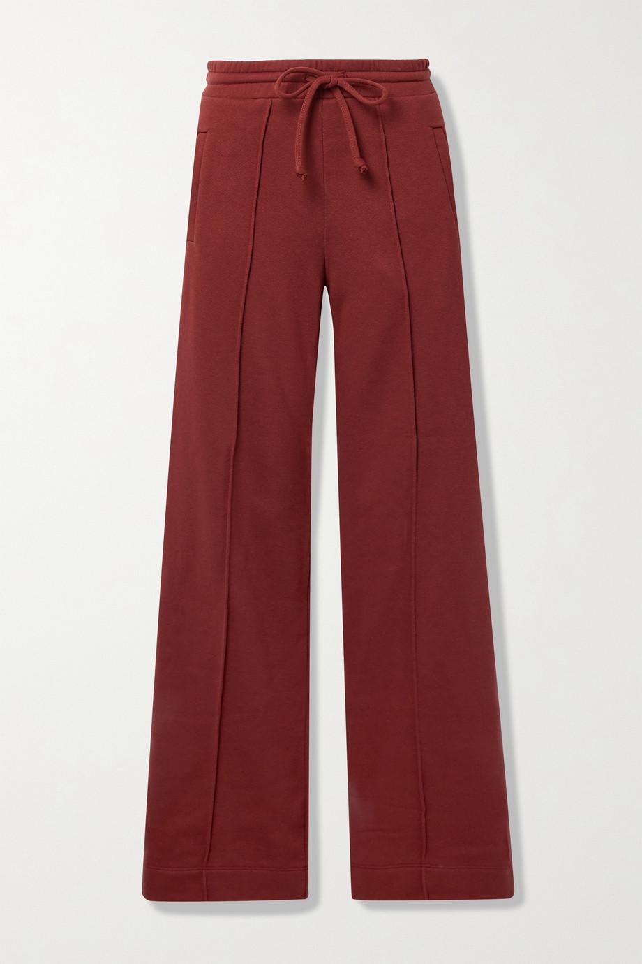 TWENTY Montréal Sunnyside cotton-blend track pants