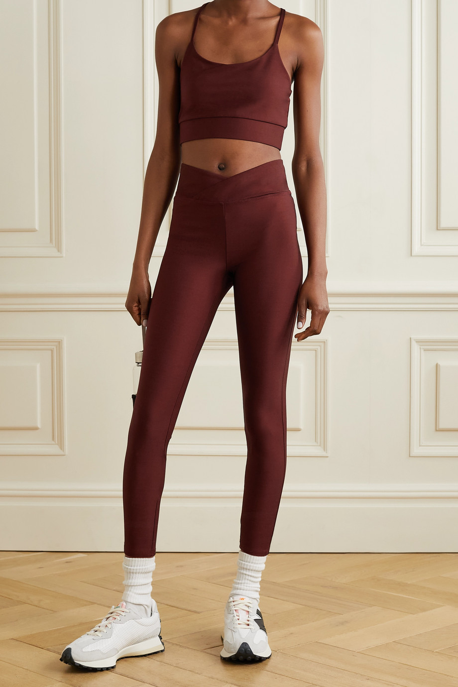 TWENTY Montréal Colorsphere stretch sports bra
