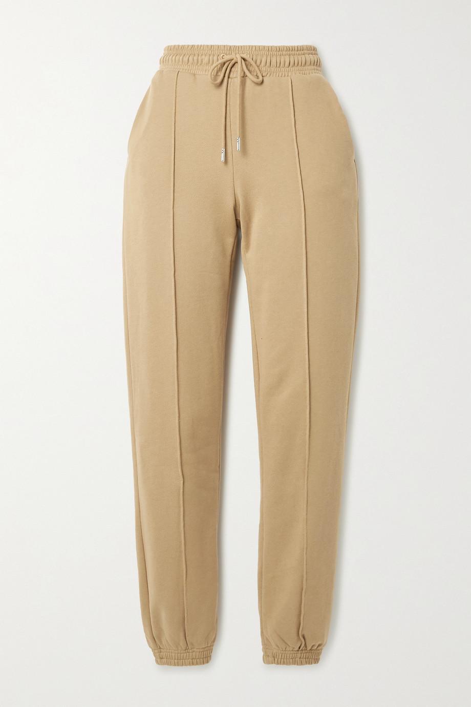 Ninety Percent Boy Fit organic cotton-jersey track pants