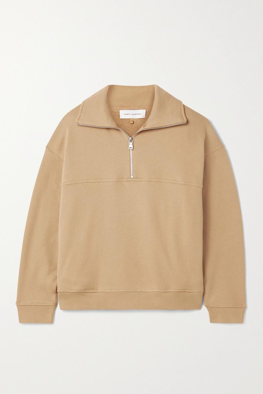 Ninety Percent Sweat en jersey de coton biologique
