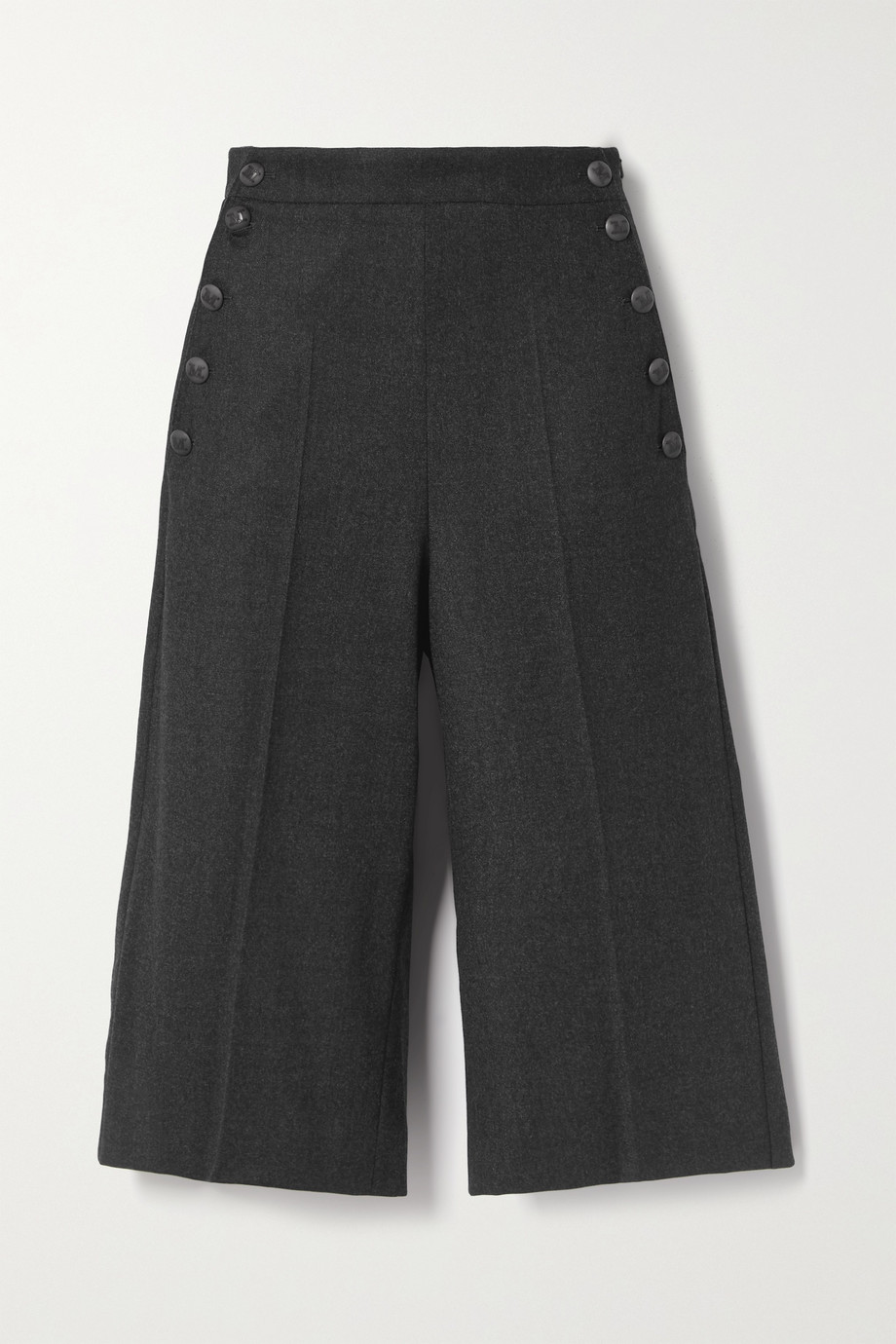 Max Mara 羊毛混纺短裤