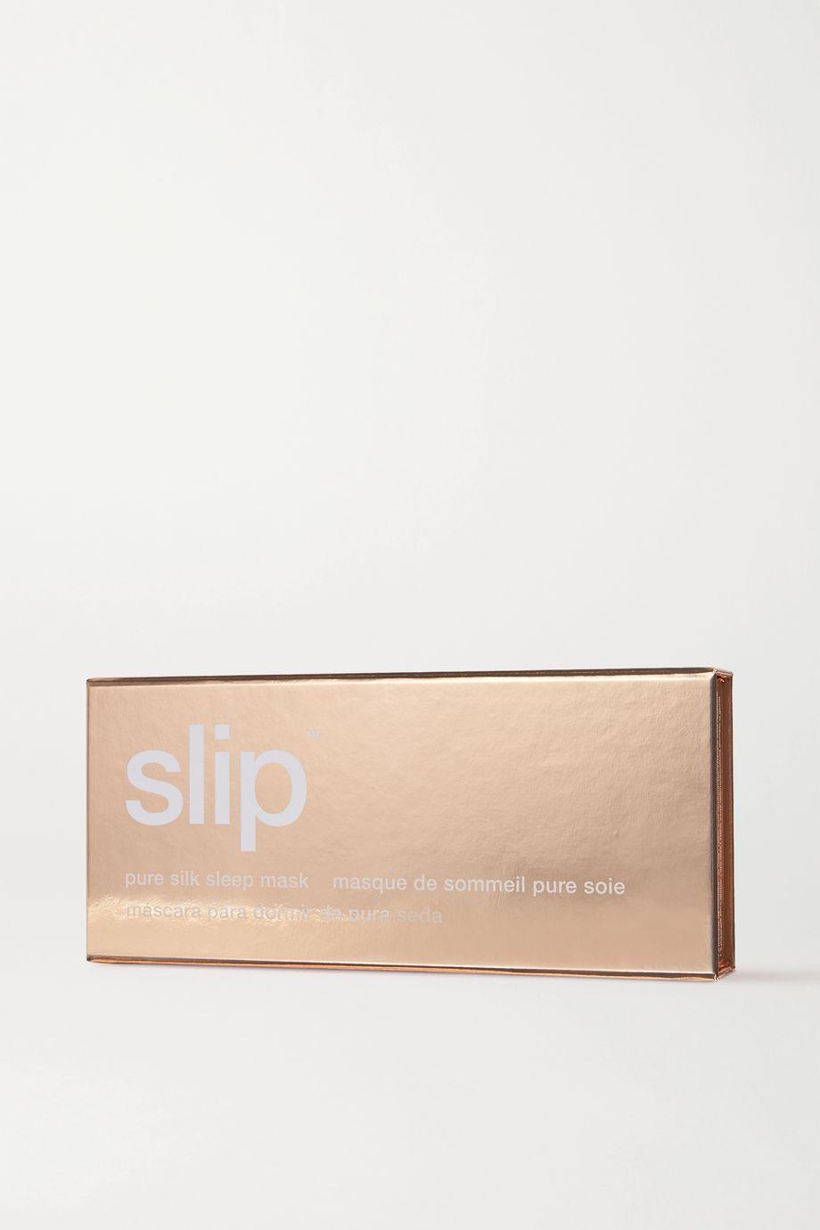 Slip Masque pour les yeux en soie
