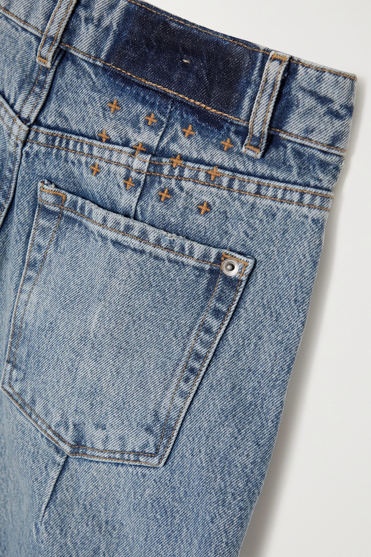 Ksubi Kicker Jinx high-rise wide-leg jeans