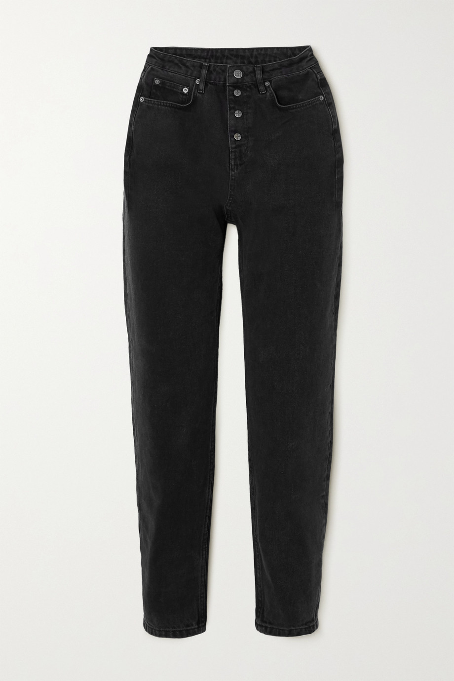 Ksubi Pointer high-rise tapered jeans