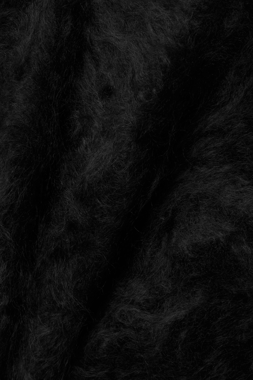 Black Cashmere Turtleneck Sweater   Commission