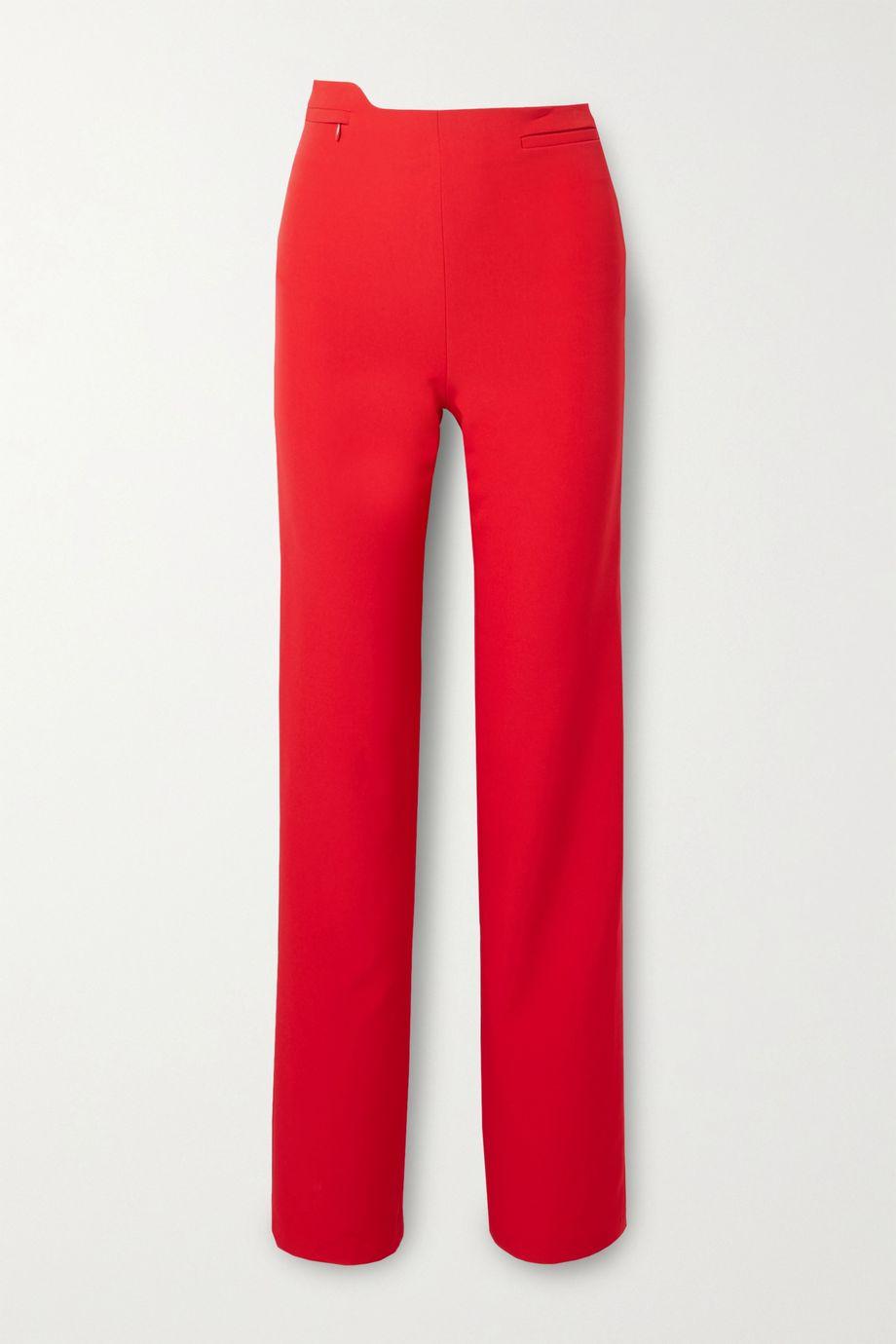 Commission Fanny cady straight-leg pants
