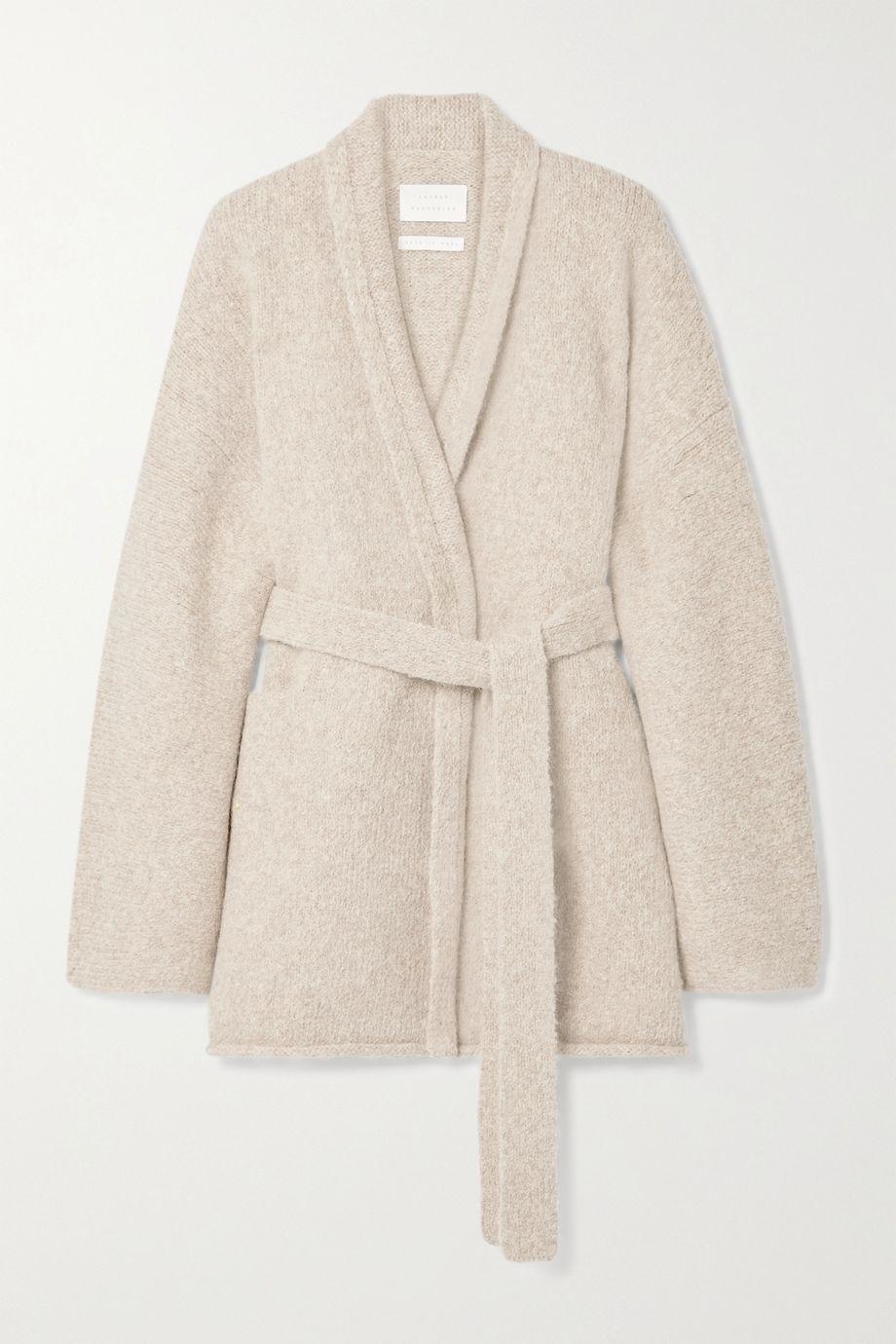 Lauren Manoogian Coto alpaca-blend cardigan