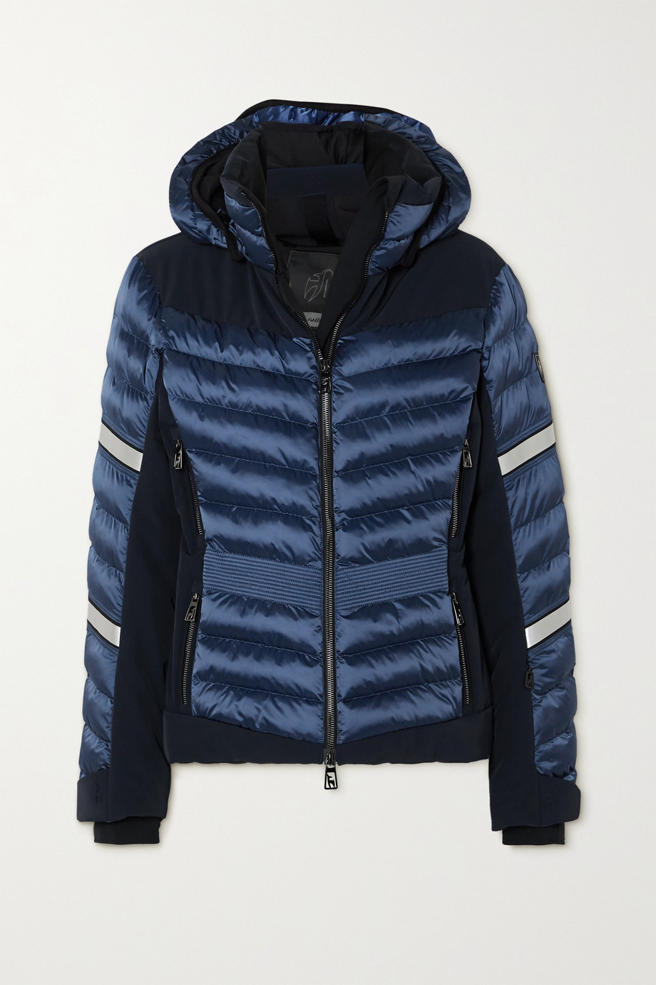 toni sailer Madita Splendid hooded quilted padded ski jacket