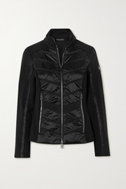 toni sailer Aina quilted paneled ski jacket