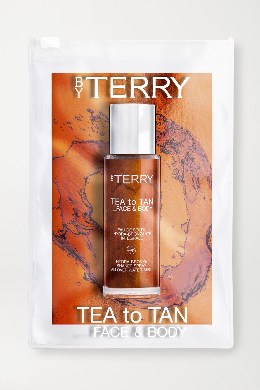 BY TERRY MTG Tea to Tan + PV Set