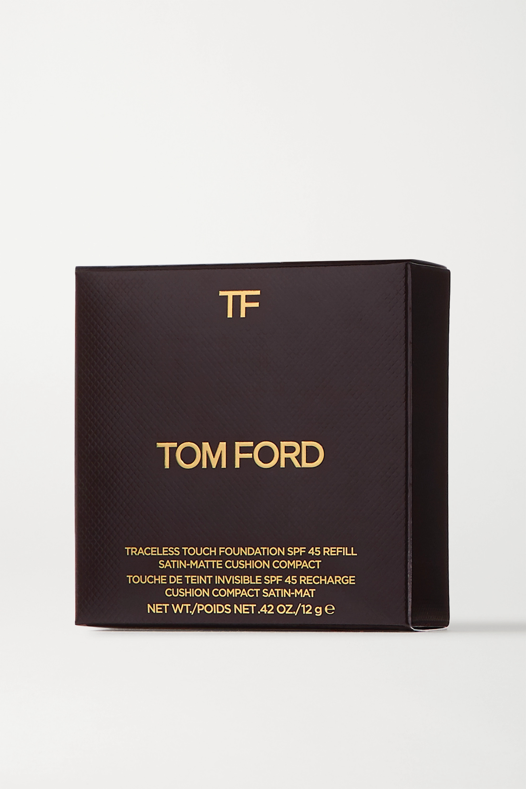 TOM FORD BEAUTY Traceless Touch Cushion Foundation Refill SPF45 - 1.3 Nude Ivory, 12g