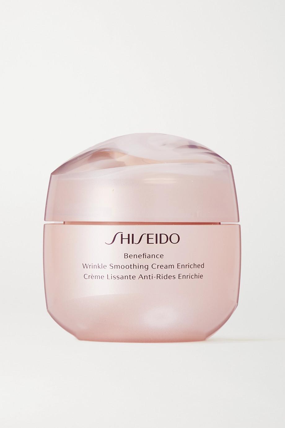 Shiseido Benefiance Wrinkle Smoothing Cream Enriched, 75 ml – Gesichtscreme