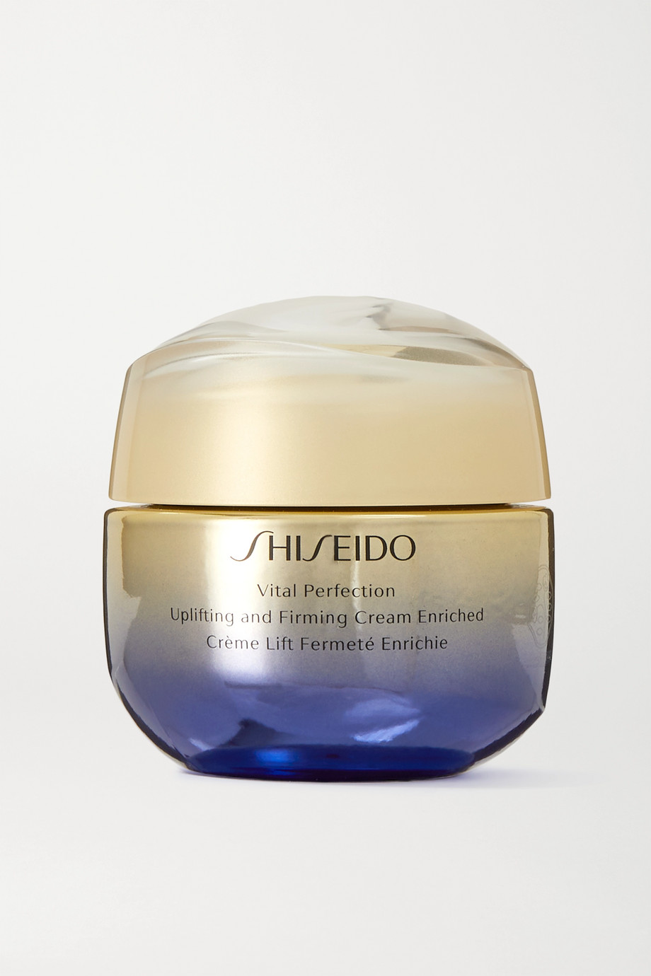 Shiseido Vital Perfection Uplifting and Firming Cream Enriched, 50 ml – Gesichtscreme