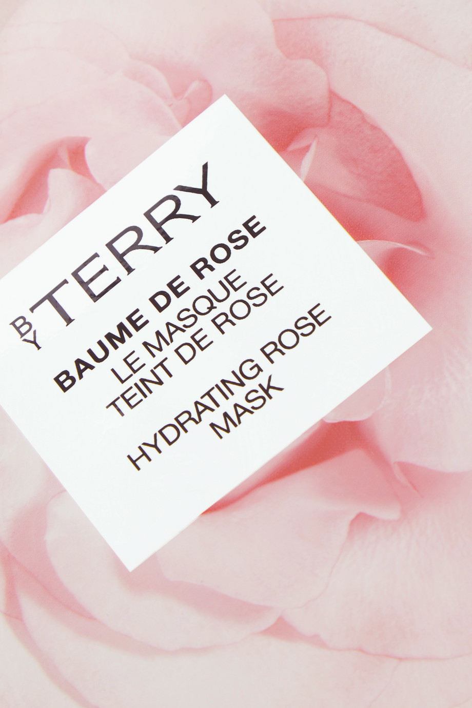 BY TERRY Baume de Rose Hydrating Sheet Mask – Tuchmaske