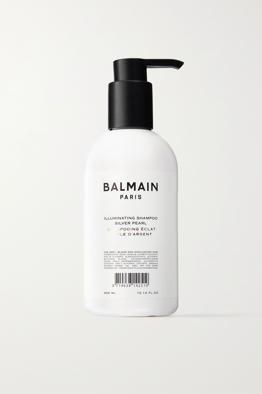 Balmain Paris Hair Couture Illuminating Shampoo – Silver Pearl, 300 ml – Shampoo