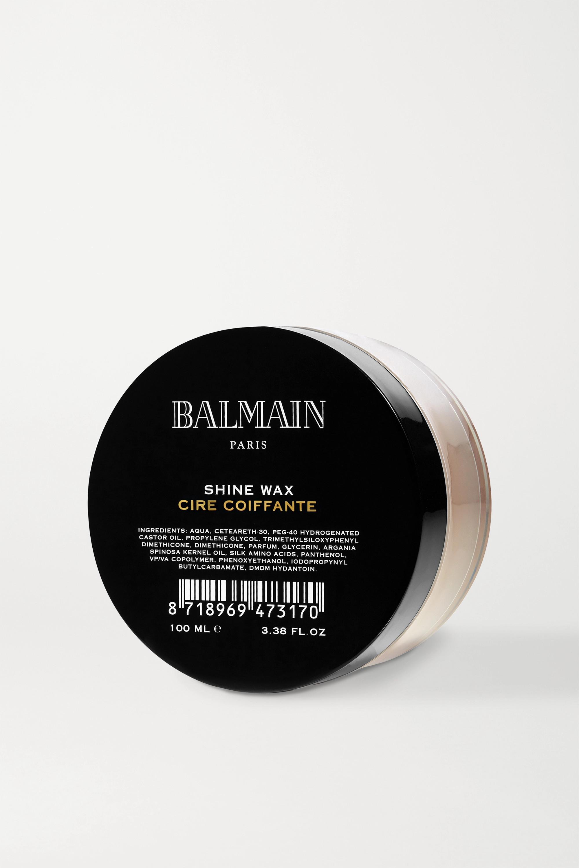 Balmain Paris Hair Couture Shine Wax, 100ml In Colorless