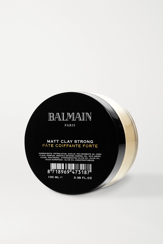 Balmain Paris Hair Couture Matt Clay Strong, 100ml