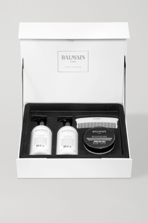 Balmain Paris Hair Couture Revitalizing Care Set