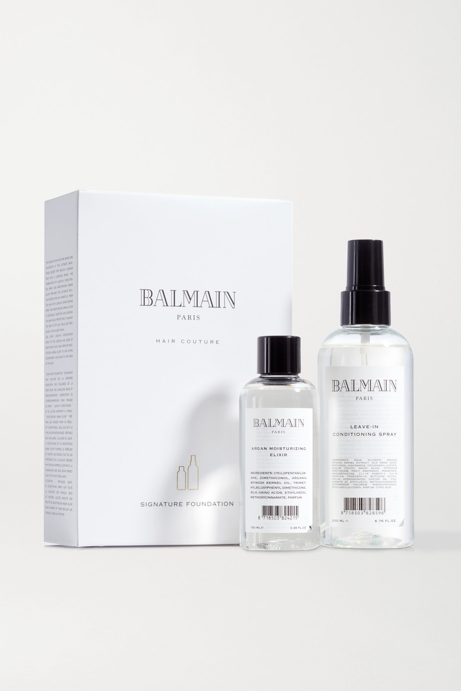 Balmain Paris Hair Couture Signature Foundation Set