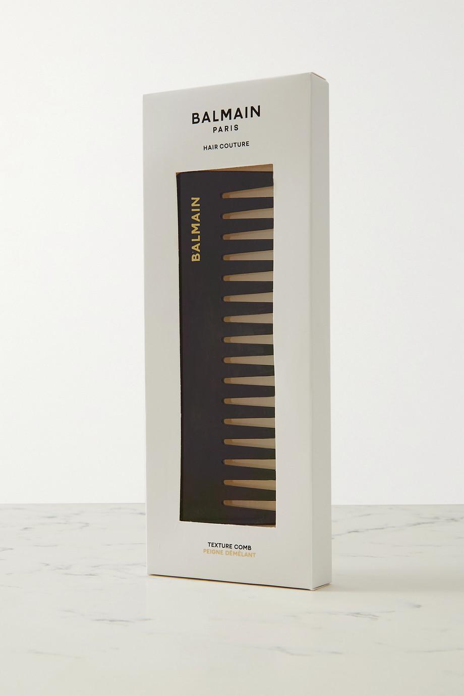 Balmain Paris Hair Couture Acetate Texture Comb