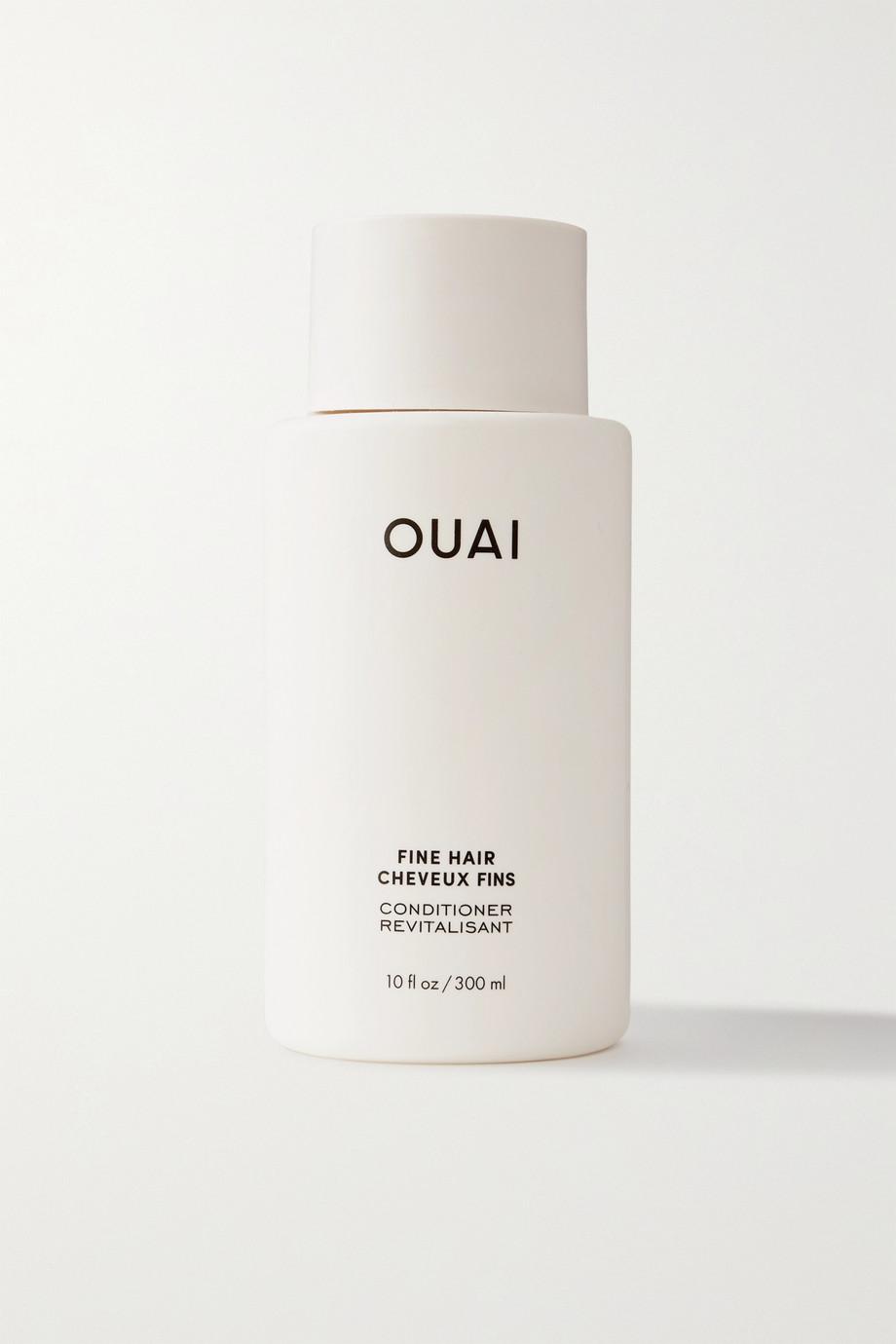 OUAI Haircare Fine Hair Conditioner, 300ml