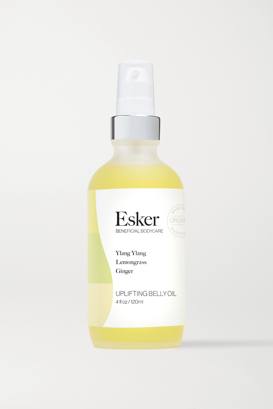 Esker Beauty Uplifting Belly Oil, 120ml