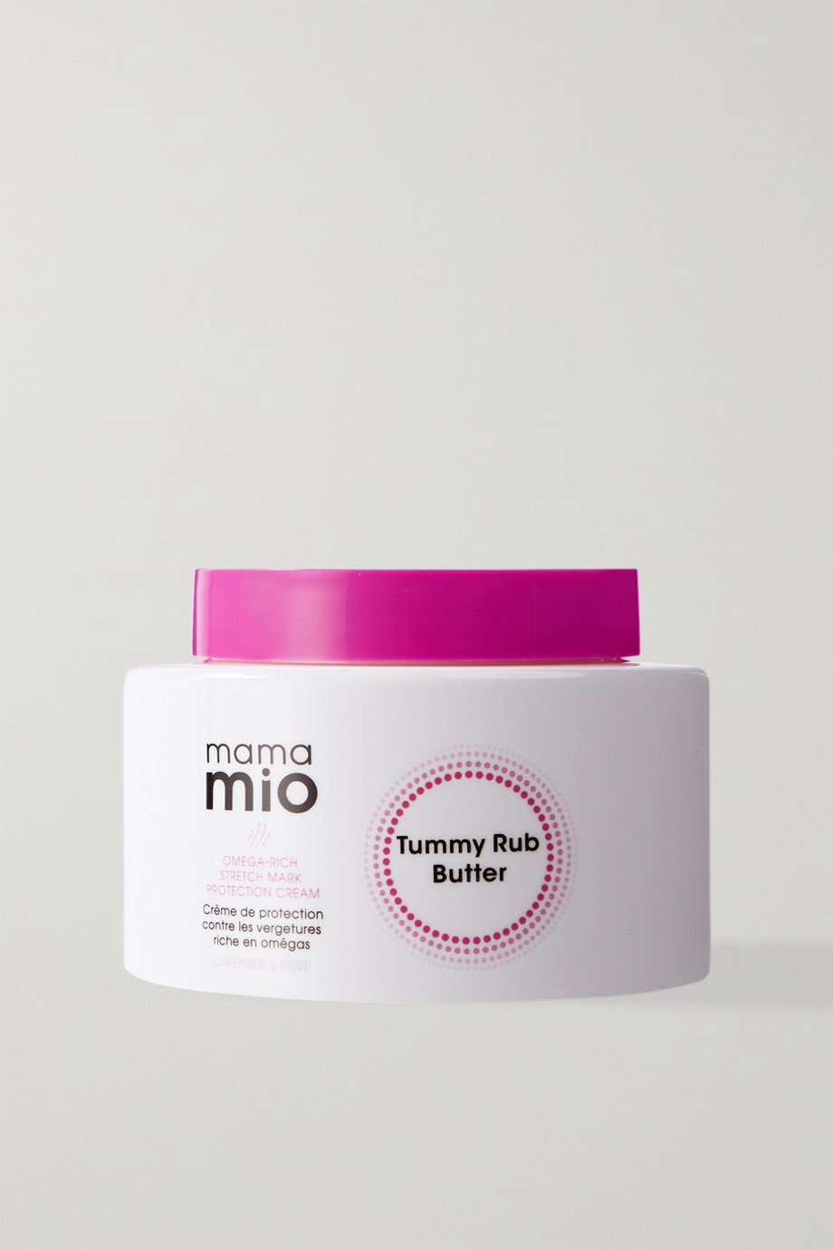 Mama Mio The Tummy Rub Butter - Lavender and Mint, 120ml