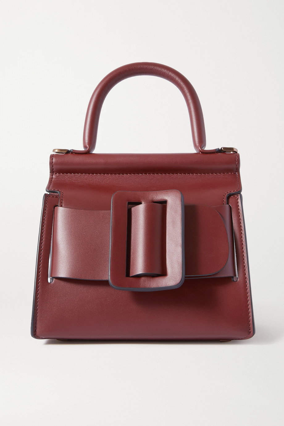 BOYY Karl 19 mini buckled leather tote