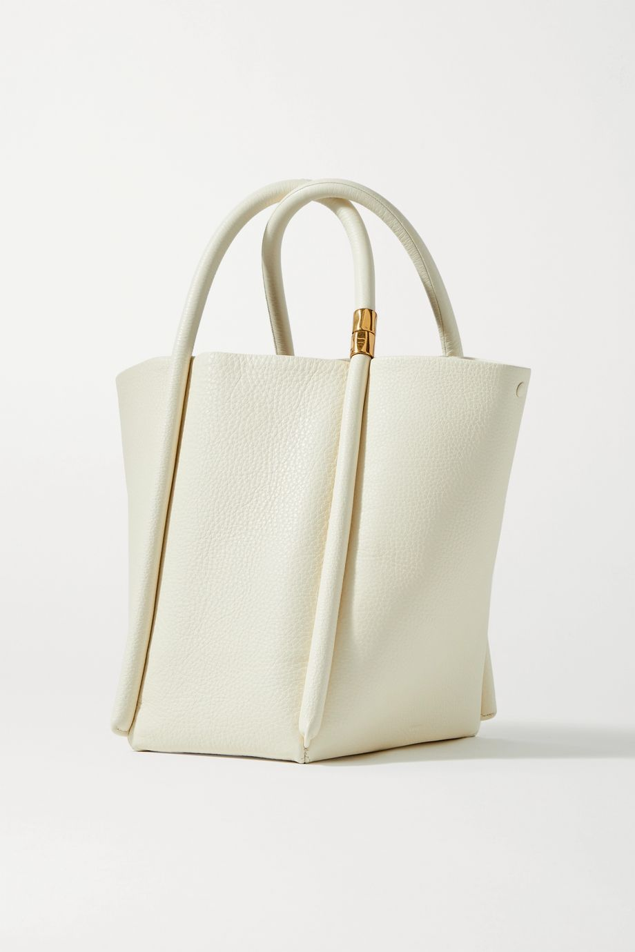 BOYY Lotus 25 textured-leather tote