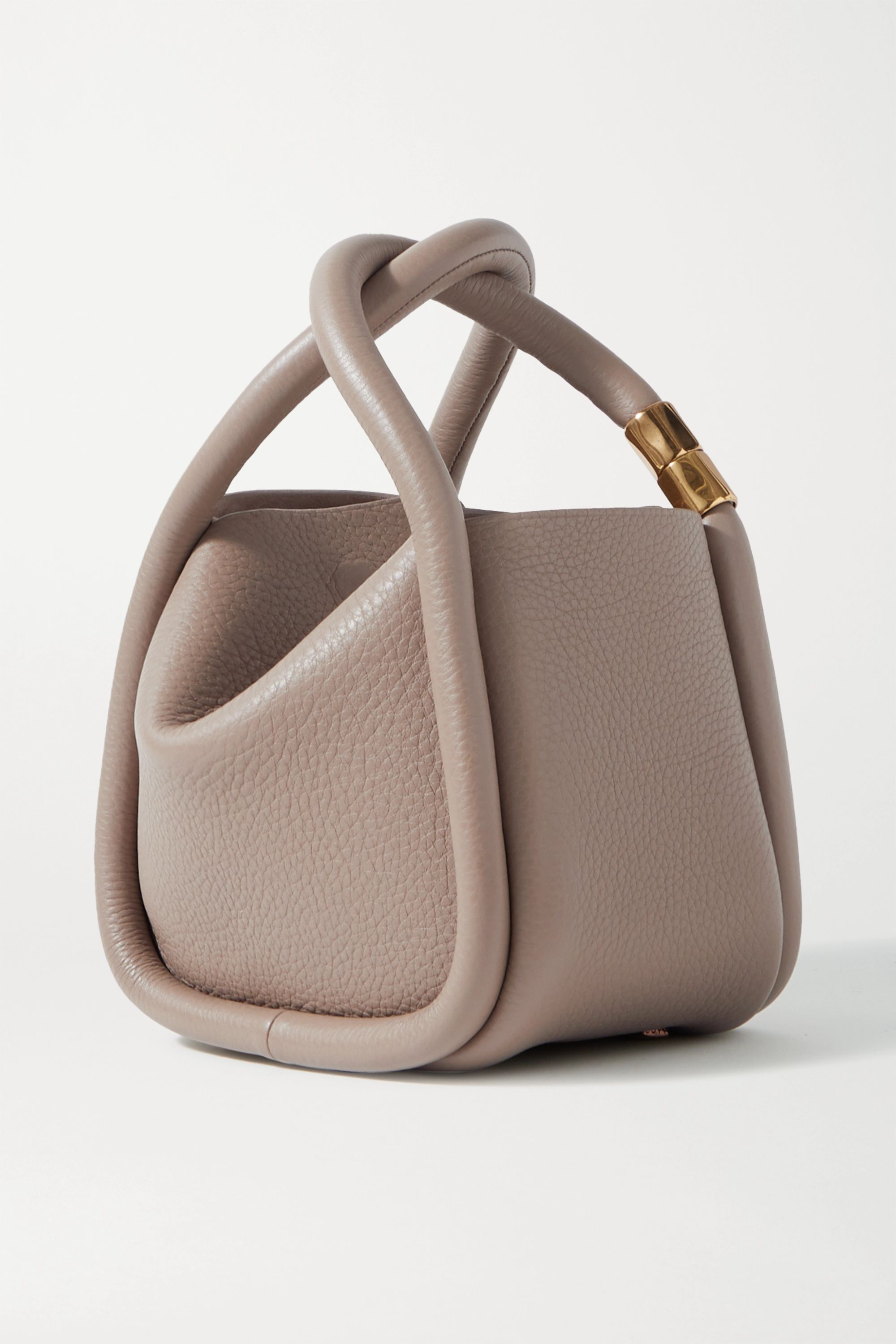 BOYY Wonton 20 textured-leather tote
