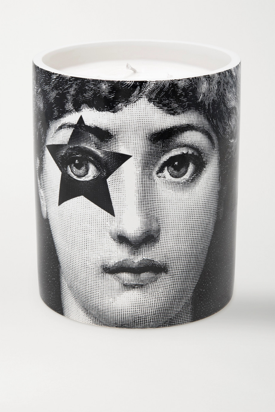 Fornasetti Star-Lina scented candle, 900g